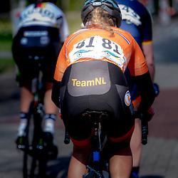 11-04-2019: Wielrennen: Healthy Ageing Tour: Surhuisterveen