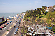 Western Esplanade and cliff gardens, Southend, Essex