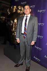JONAH HILL at the Asprey BAFTA Party held at Asprey, 167 New Bond Street, London on 11th February 2012.