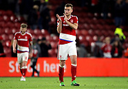 Middlesbrough v Arsenal 17 April 2017