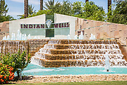 Indian Wells Hyatt Regency and Renaissance Resort & Spa Entrance