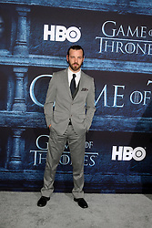 Gethin Anthony at the Game of Thrones Season 6 Premiere Screening at the TCL Chinese Theater IMAX on April 10, 2016 in Los Angeles, CA. EXPA Pictures © 2016, PhotoCredit: EXPA/ Photoshot/ Kerry Wayne<br /> <br /> *****ATTENTION - for AUT, SLO, CRO, SRB, BIH, MAZ, SUI only*****