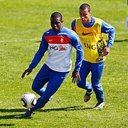 NLD/Katwijk/20100831 - Training Nederlands Elftal kwalificatie EK 2012,