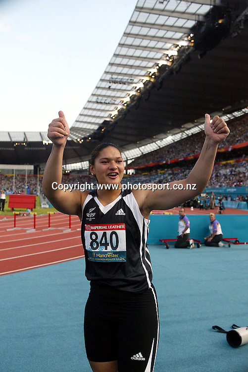 28 July 2002, City of Manchester Stadium,Sport city Commonwealth Games, Manchester, England<br />