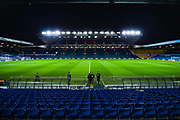 A general view of Elland Road during the EFL Sky Bet Championship match between Leeds United and Millwall at Elland Road, Leeds, England on 28 January 2020.
