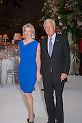HILARY WESTON; GALEN WESTON, CARTIER CHELSEA FLOWER SHOW DINNER Dinner hosted by Cartier in celebration of the Chelsea Flower Show was held at Battersea Power Station. 22 May 2012