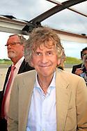 KATWIJK - Op vliegbasis Valkenburg hield Soldaat van Oranje een tweede premiere ter gelegenheid van een nieuwe Cast. Met op de foto Seth Gaaikema. FOTO LEVIN DEN BOER - PERSFOTO.NU