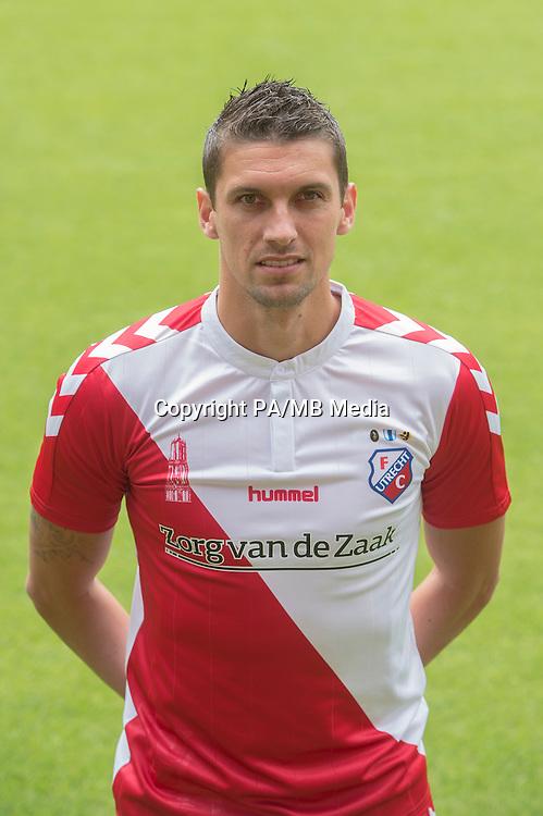 Chris Kum of FC Utrecht