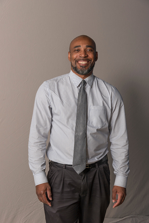 Mike Shabazz as photographed for the Texas Apartment Association