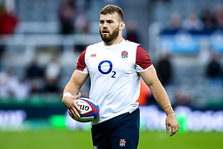 Luke Cowan-Dickie of England - Mandatory by-line: Robbie Stephenson/JMP - 06/09/2019 - RUGBY - St James's Park - Newcastle, England - England v Italy - Quilter Internationals