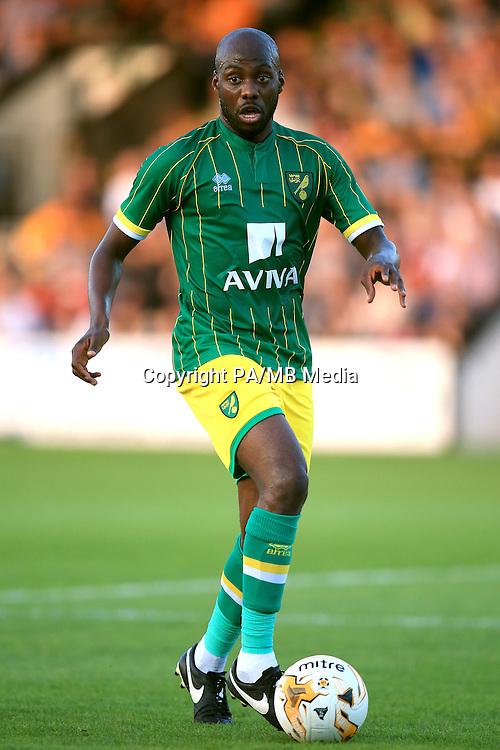 Youssouf Mulumbu, Norwich City