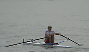 Photo Peter Spurrier.30/11/2002.2002 Tideway Scullers Head of the River Race. Tim Male [Mandatory Credit: Peter Spurrier: Intersport Images]