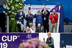 Guerdat Steve, SUI, Alamo<br /> LONGINES FEI World Cup™ Finals Gothenburg 2019<br /> © Hippo Foto - Stefan Lafrentz<br /> 04/04/2019