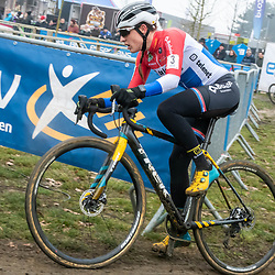 2020-01-01 Cycling: dvv verzekeringen trofee: Baal: Dutch national champion Lucinda Brand