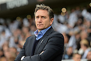Nottingham Forest manager Philippe Montanier during the EFL Sky Bet Championship match between Derby County and Nottingham Forest at the iPro Stadium, Derby, England on 11 December 2016. Photo by Jon Hobley.