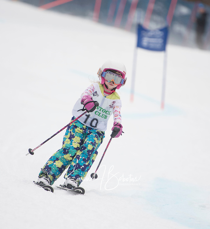 Meister Cup with the Gunstock Ski Club.<br /> ©2017 Karen Bobotas Photographer