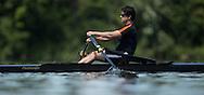 -20130604- London, Ontario,Canada--  <br />  Western rowers at Fanshawe Lake in London, Ontario, June 4, 2013.<br /> Western University PHOTO/Geoff Robins