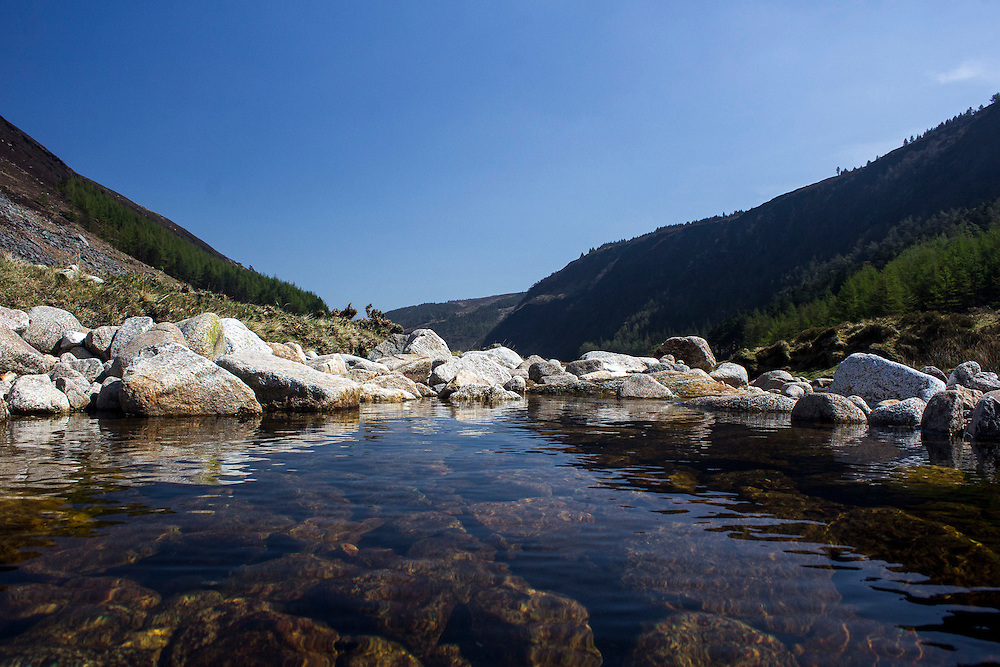 Glendalough, Co. Wicklow, Ireland by Dublin based photographer Dan Butler