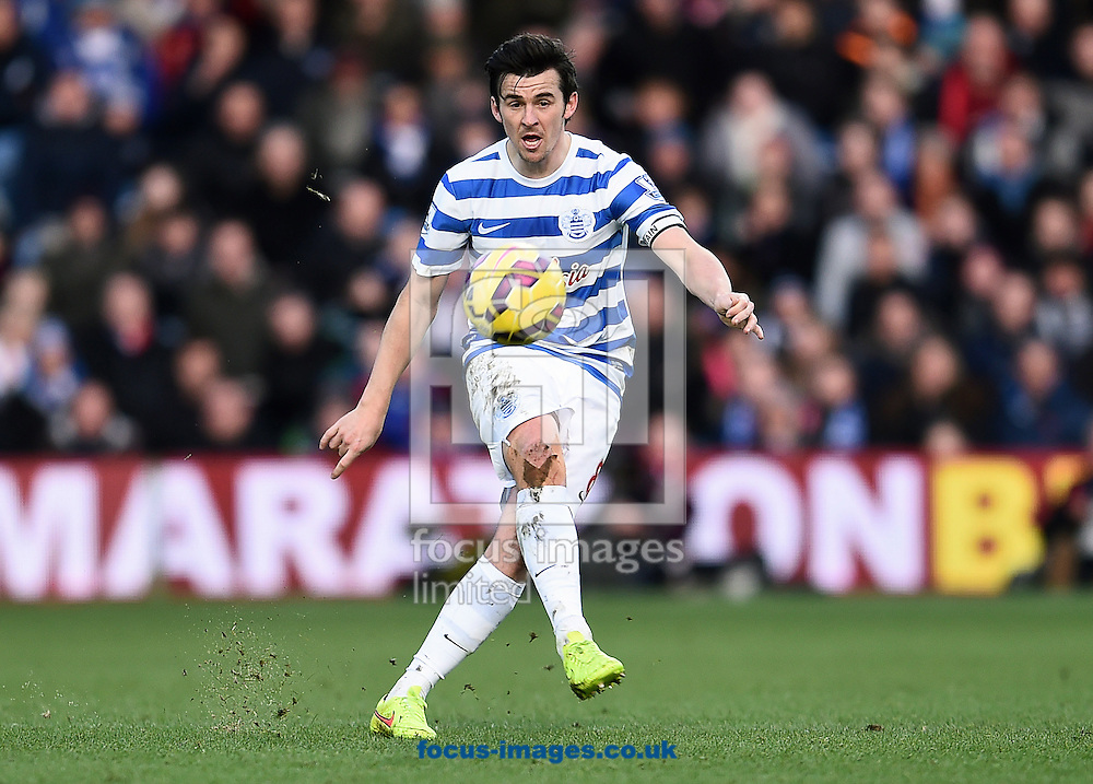 Joey Barton of Queens Park Rangers during the Barclays Premier League match against Manchester United at the Loftus Road Stadium, London<br /> Picture by Andrew Timms/Focus Images Ltd +44 7917 236526<br /> 17/01/2015