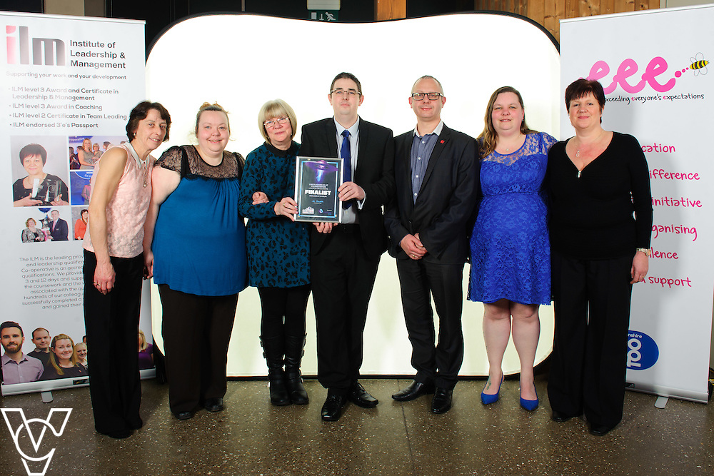 Lincolnshire Co-operative staff awards evening held at the Lincolnshire Showground.<br /> <br /> Picture: Chris Vaughan/Chris Vaughan Photography<br /> Date: February 4, 2016