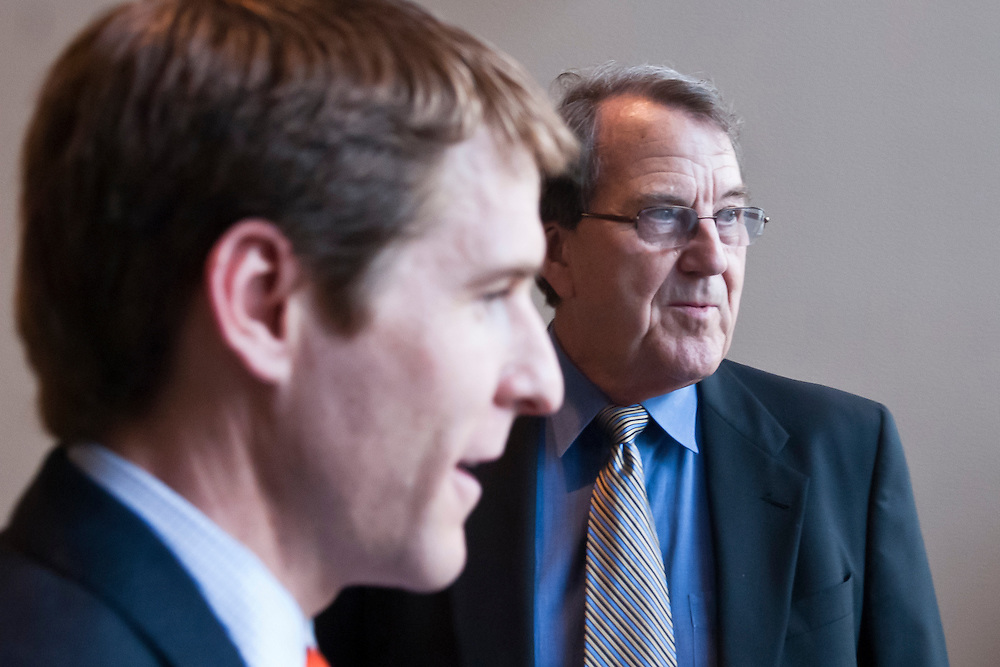 Lathan Goumas | MLive.com..May 2, 2012 - Former University of Michigan football coach Lloyd Carr at the Flint Institute of Arts in Flint before speaking at an event to celebrate the 90th anniversary of the United Way of Genesee County.