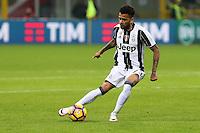 Milano - Serie A 9a giornata - Milan-Juventus - Nella foto: Dani Alves - Juventus