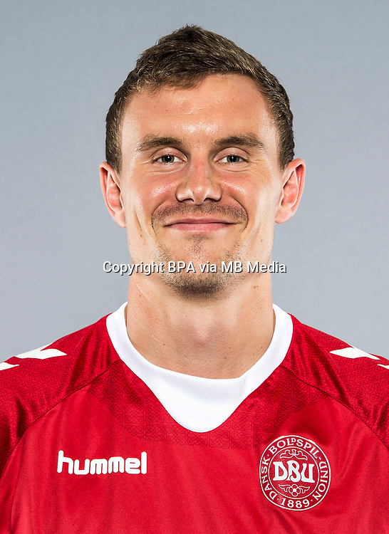Uefa - World Cup Fifa Russia 2018 Qualifyer / <br /> Denmark National Team - Preview Set - <br /> Andreas Bjelland