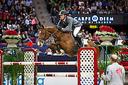 Henrik von Eckermann - Camilla 100<br /> Rolex FEI World Cup Final 2013<br /> © DigiShots