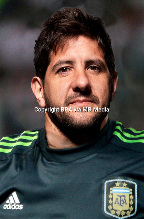 Football Fifa Brazil 2014 World Cup / <br /> Argentina National Team - <br /> Agustin ORION of Argentina