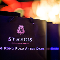 Guest attends the Asia World Polo party 2015 at the Boujis club on 27 November 2015 in Hong Kong, China. Photo by Aitor Alcalde / studioEAST