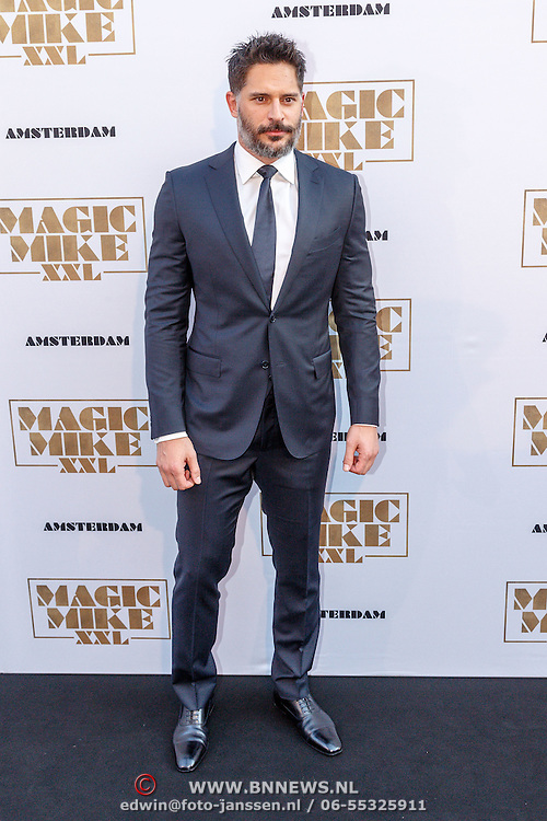 NLD/Amsterdam/20150701 - Filmpremiere Magic Mike XXL, Joe Manganiello