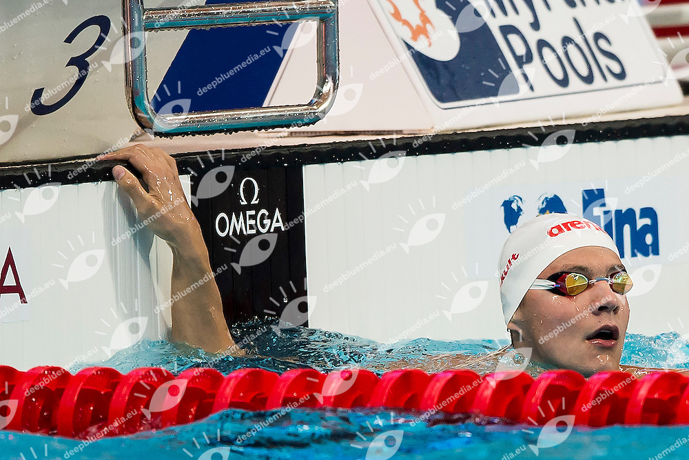 SUKHORUKOV Alexander RUS<br /> 100 Freestyle Men Heats<br /> Swimming - Kazan Arena<br /> Day13 05/08/2015<br /> XVI FINA World Championships Aquatics Swimming<br /> Kazan Tatarstan RUS July 24 - Aug. 9 2015 <br /> Photo A.Masini/Deepbluemedia/Insidefoto