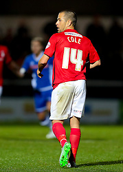 Joe Cole of Coventry City - Mandatory byline: Matt McNulty/JMP - 07966 386802 - 20/10/2015 - FOOTBALL - Gigg Lane - Rochdale, England - Rochdale v Coventry - Sky Bet League One
