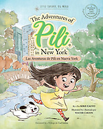 The Adventures of Pili (www.theadventuresofpili.com) was born with the mission of inspiring children around the world, mainly those who don't have resources and live in remote communities, helping them value their cultures and environments, helping them respect nature and never stop dreaming. In 2019 we gave away 5.000 free books in places like the Amazon, the Orinoquia, Tibet or the Pediatric Department of Elmhurst Hospital. In the blink of an eye, not really knowing how it all happened, thousands of kids around the world have become confined in the homes. For the first time, many have started to understand that we live in an interconnected world. That our actions matter, and helping a stranger can be even more rewarding  than supporting our loved ones. My beloved Pili, you are still a little girl, and you can comprehend. Spain, the country were many of your genes come from is struggling. Many families and economies around the world are going to be put to the test, they will be confronting tests of fire, physical and mentally. Your arrival to this world transformed me in ways hard to explain. You gave me strength to start a thousand projects, including this one. Yesterday, together with Walter Carzon,  Lucia´s dad,  my friend and partner on this project , we decided tp share some of our books for free with the children of the world. One day, many of these kids that will now read our books of The Adventures of Pili in their enclosement, away from their friends and classmates, will grow and will carry the drive needed to regenerate our planet using the right actions. Never Stop Dreaming! Kike Calvo. Photographer and Dad.