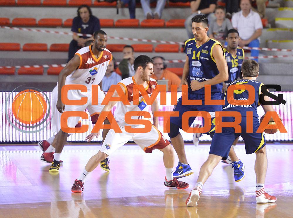 DESCRIZIONE : Roma Lega A 2012-2013 Acea Roma Sutor Montegranaro<br /> GIOCATORE : Mazzola Valerio<br /> CATEGORIA : controcampo blocco<br /> SQUADRA : Sutor Montegranaro<br /> EVENTO : Campionato Lega A 2012-2013 <br /> GARA : Acea Roma Sutor Montegranaro<br /> DATA : 05/05/2013<br /> SPORT : Pallacanestro <br /> AUTORE : Agenzia Ciamillo-Castoria/ GiulioCiamillo<br /> Galleria : Lega Basket A 2012-2013  <br /> Fotonotizia : Roma Lega A 2012-2013 Acea Roma Sutor Montegranaro<br /> Predefinita :