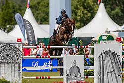 VENISS Pedro (BRA), Quabri de l'Isle<br /> Aachen - CHIO 2018<br /> Rolex Grand Prix 1. Umlauf<br /> Der Grosse Preis von Aachen<br /> 22. Juli 2018<br /> © www.sportfotos-lafrentz.de/Stefan Lafrentz
