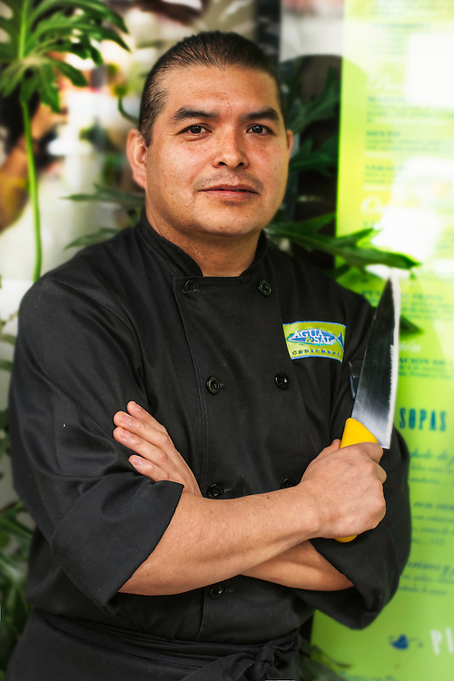 Chef Ismael Sánchez