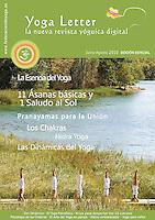 Yogaletter Cover, la nueva Revista Yóguica digital