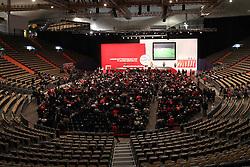 30.11.2010, Olympiahalle, Muenchen, GER, 1.FBL, Jahreshauptversammlung FC Bayern, im Bild  uebersicht , EXPA Pictures © 2010, PhotoCredit: EXPA/ nph/  Straubmeier       ****** out ouf GER ******