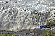 Dettifoss, north Iceland