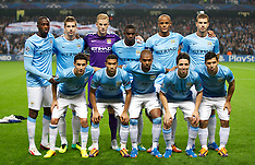131002 Man City v Bayern Munich