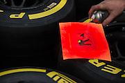 September 3-5, 2015 - Italian Grand Prix at Monza: Mclaren mechanic