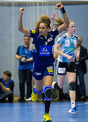 11.05.2013, BSFZ Suedstadt, Maria Enzersdorf, AUT, EHF, Cup der Cupsieger, Damen, Finale, Hypo Niederoesterreich vs Issy Paris Hand, im Bild Alexandra Do Nascimento, (Hypo Niederoesterreich, #3)// during the Final match of the EHF Women's Cup Winners' Cup between Hypo Niederoesterreich and Issy Paris Hand at the BSFZ Suedstadt, Maria Enzersdorf, Austria on 2013/11/05. EXPA Pictures © 2013, PhotoCredit: EXPA/ Sebastian Pucher