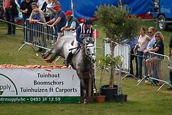 Garrod Steve, GBR, Ufonzo<br /> European Championship Eventing Landelijke Ruiters - Tongeren 2017<br /> © Hippo Foto - Dirk Caremans<br /> 29/07/2017