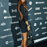Leilani Dowding arrivers at AIM Independent Music Awards at the Roundhouse on 3 September 2019, Camden Town, London, UK.