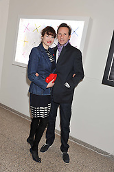 GAWAIN RAINEY and JASMINE GUINNESS at the Swarovski Whitechapel Gallery Art Plus Fashion fundraising gala in support of the gallery's education fund held at The Whitechapel Gallery, 77-82 Whitechapel High Street, London E1 on 14th March 2013