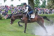 LOUIS M ridden by Pia Munker at Bramham International Horse Trials 2016 at  at Bramham Park, Bramham, United Kingdom on 11 June 2016. Photo by Mark P Doherty.