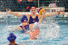 20160322 NED: World Olympic Qualification Tournament Water Polo Netherlands - Russia, Gouda