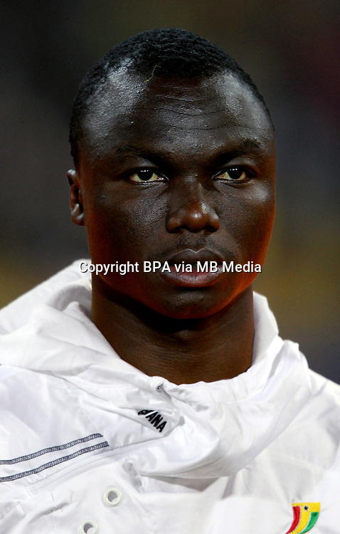 Football Fifa Brazil 2014 World Cup / <br /> Ghana  National Team - <br /> Dominic ADIYIAH of Ghana