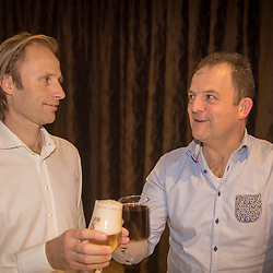 16-02-2018: Wielrennen: teampresentatie Parkhotel: Valkenburg<br />ploegleiders Bart Faes en Raymond Rol toosten op een goed seizoen